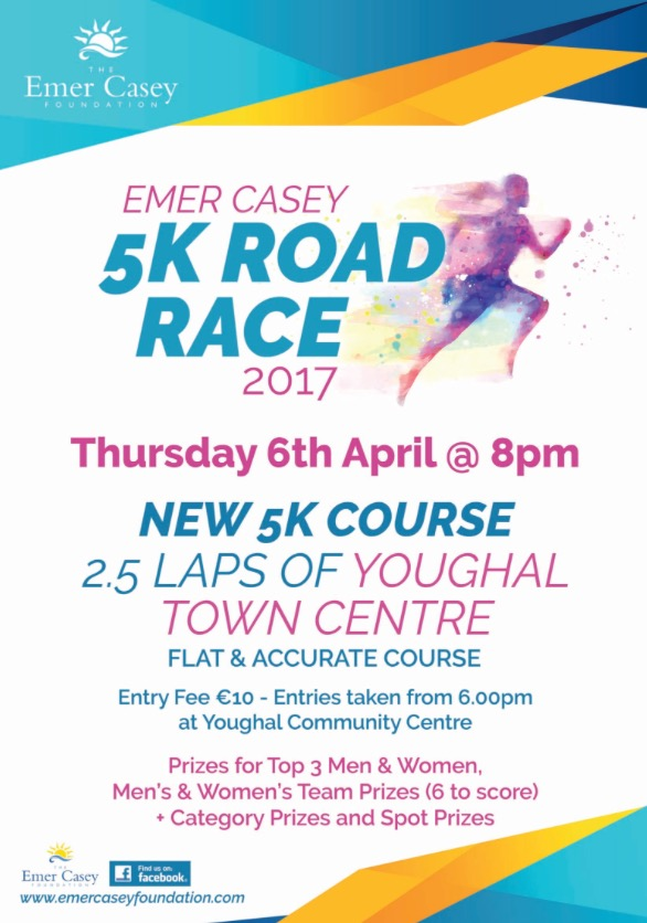 New Look Youghal Road Race